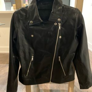 Allsaints Dalby Leather Jacket